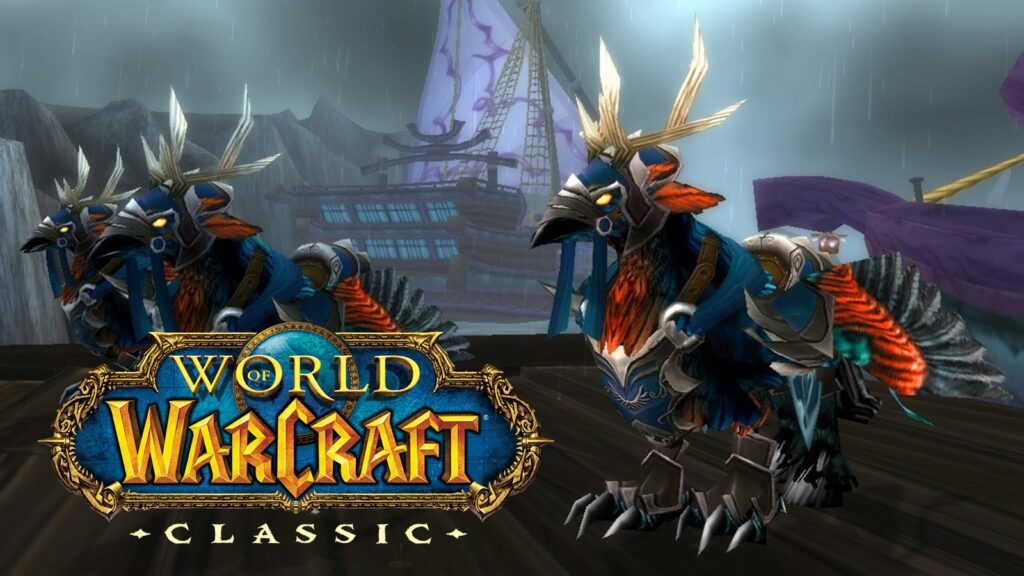 World of Warcraft Classic My Adventure into WoW Classic