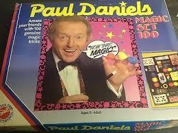 Paul Daniels Magic Set